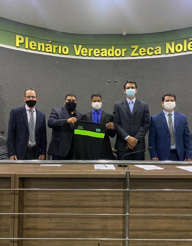 Vereador Léo Geladinha sai da base de apoio à prefeita de Guaraí e entra na bancada Independente