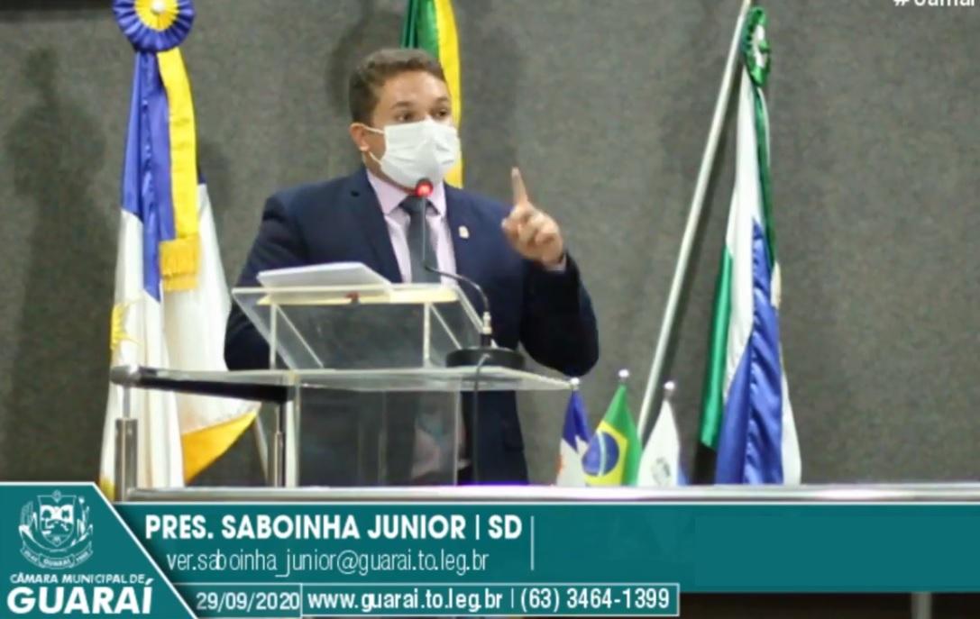 Concurso da Câmara de Guaraí é realidade; se não puder ocorrer em 2020, será feito em 2021