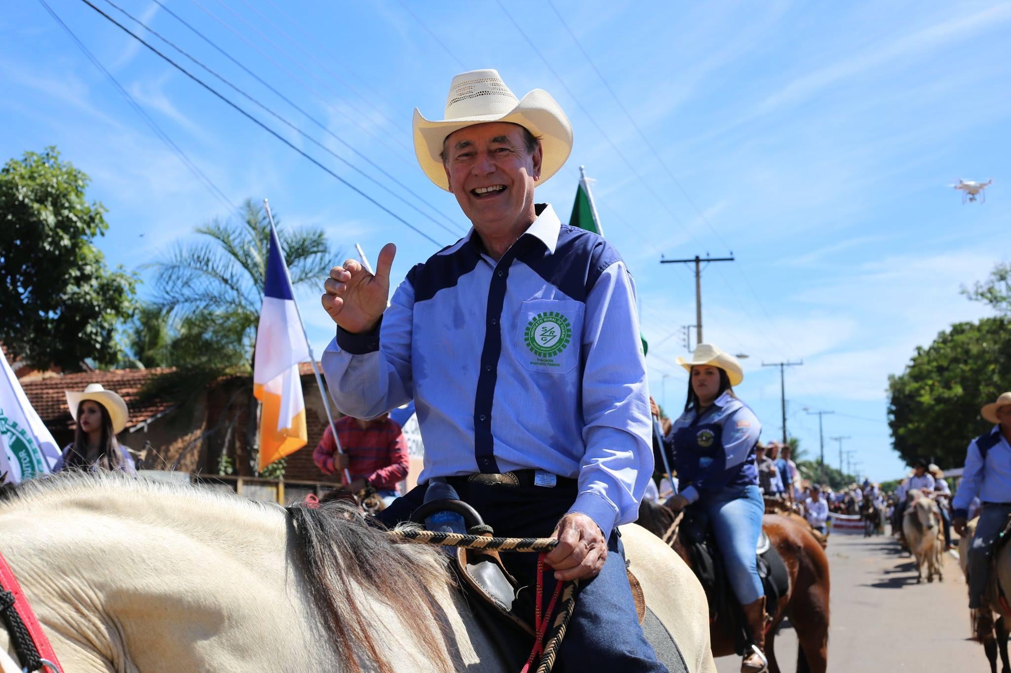 Contas do ex-prefeito Genésio Ferneda são aprovadas; parecer do TCE/TO era pela rejeição