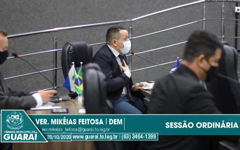Relator pede mais prazo para emitir parecer sobre contas do ex-prefeito Genésio Ferneda