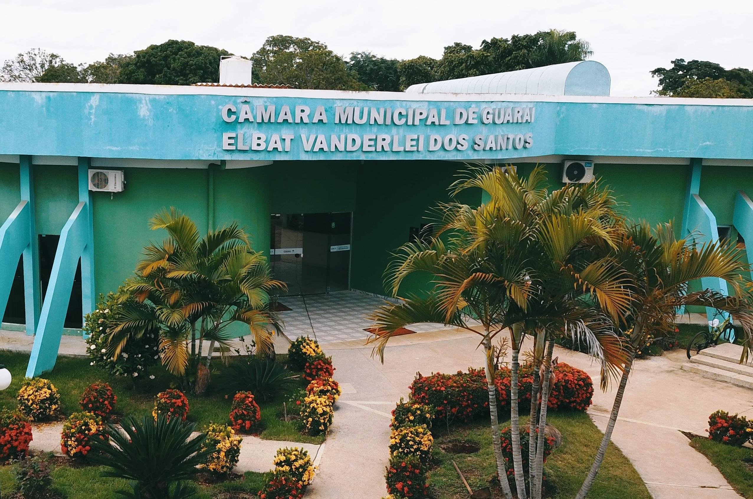 Câmara aprova MP que revoga abono e cria gratificação para servidores da saúde em Guaraí
