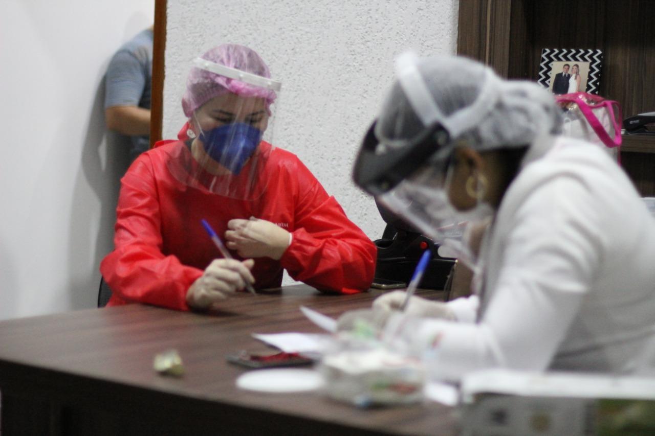 Após realização de testes de Covid-19, Câmara de Guaraí programa retomada das sessões