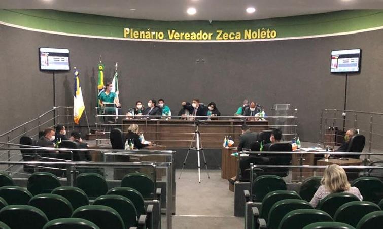 Câmara de Guaraí devolve R$ 50 mil para Prefeitura utilizar no enfrentamento da Covid-19