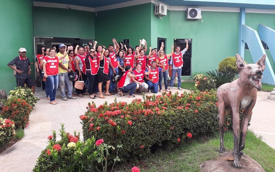 Justiça decide que professores recebam reajuste conforme determina o PCCR em Guaraí