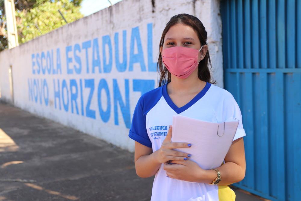 Rede estadual retoma aulas não presenciais com alunos do 1º ao 9º ano no Tocantins
