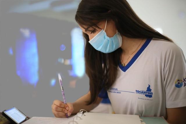 Retorno das aulas presenciais para alunos dos níveis Médio e Superior é liberado no Tocantins