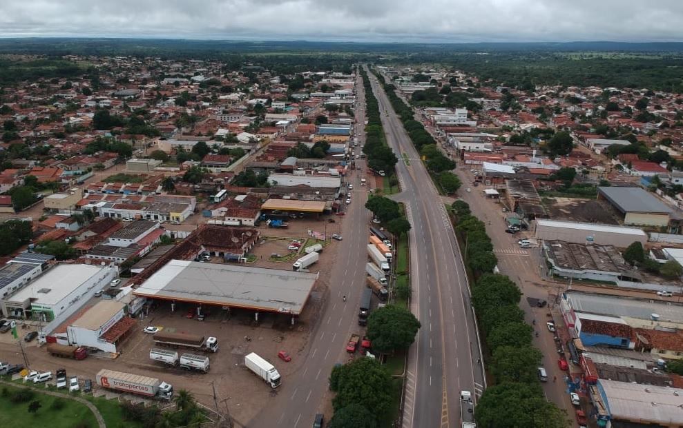 Técnicos do Governo do Estado visitam empresários de Guaraí e outras 7 cidades do Tocantins