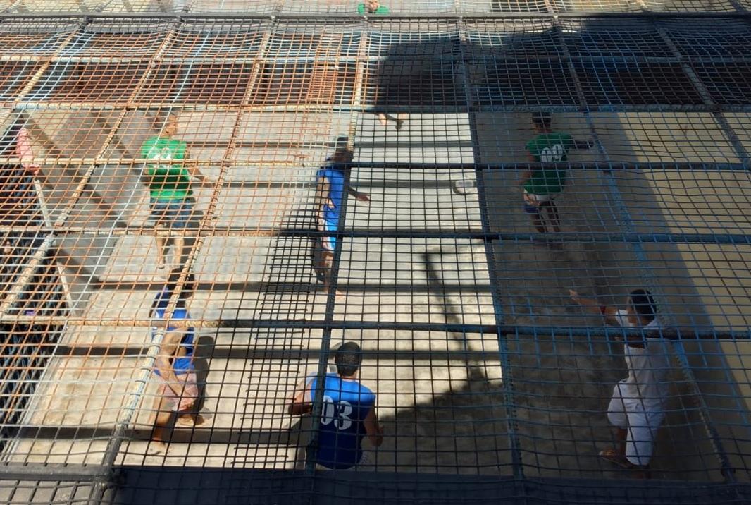 Torneio celebra Dia dos Pais e recuperação de 47 detentos que contraíram a Covid-19 em Guaraí