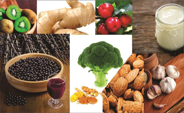 10 alimentos que ajudam a fortalecer nosso sistema imunológico contra vírus e bactérias