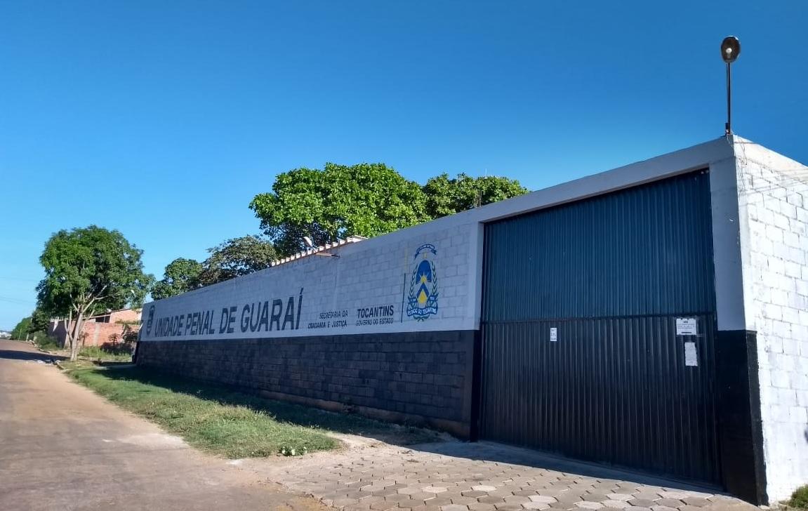Servidores que atuam na Unidade Penal de Guaraí homenageiam colega vítima da Covid-19