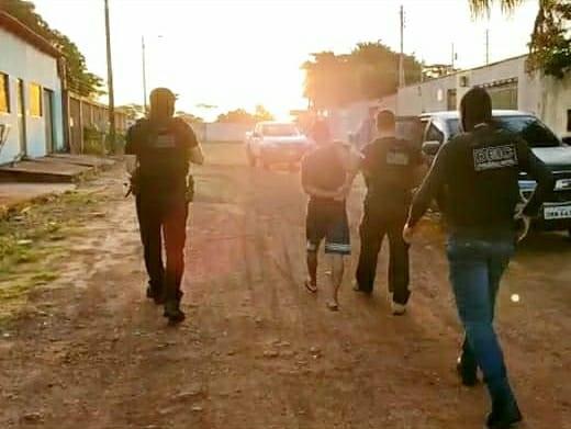 Operação da Polícia Civil cumpre 15 mandados de prisão nas cidades de Araguaína, Palmas e Guaraí