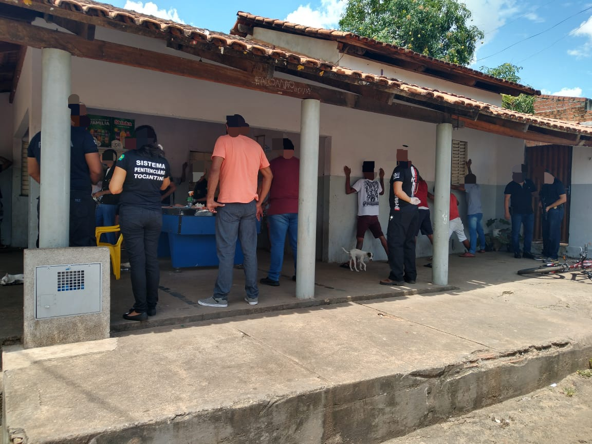 Bar é interditado em Guaraí; local estaria sendo utilizado por membros de facção criminosa
