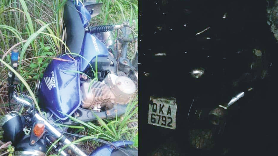 Motos com placas de Palmas e Araguaína são recuperadas no domingo de Páscoa em Guaraí