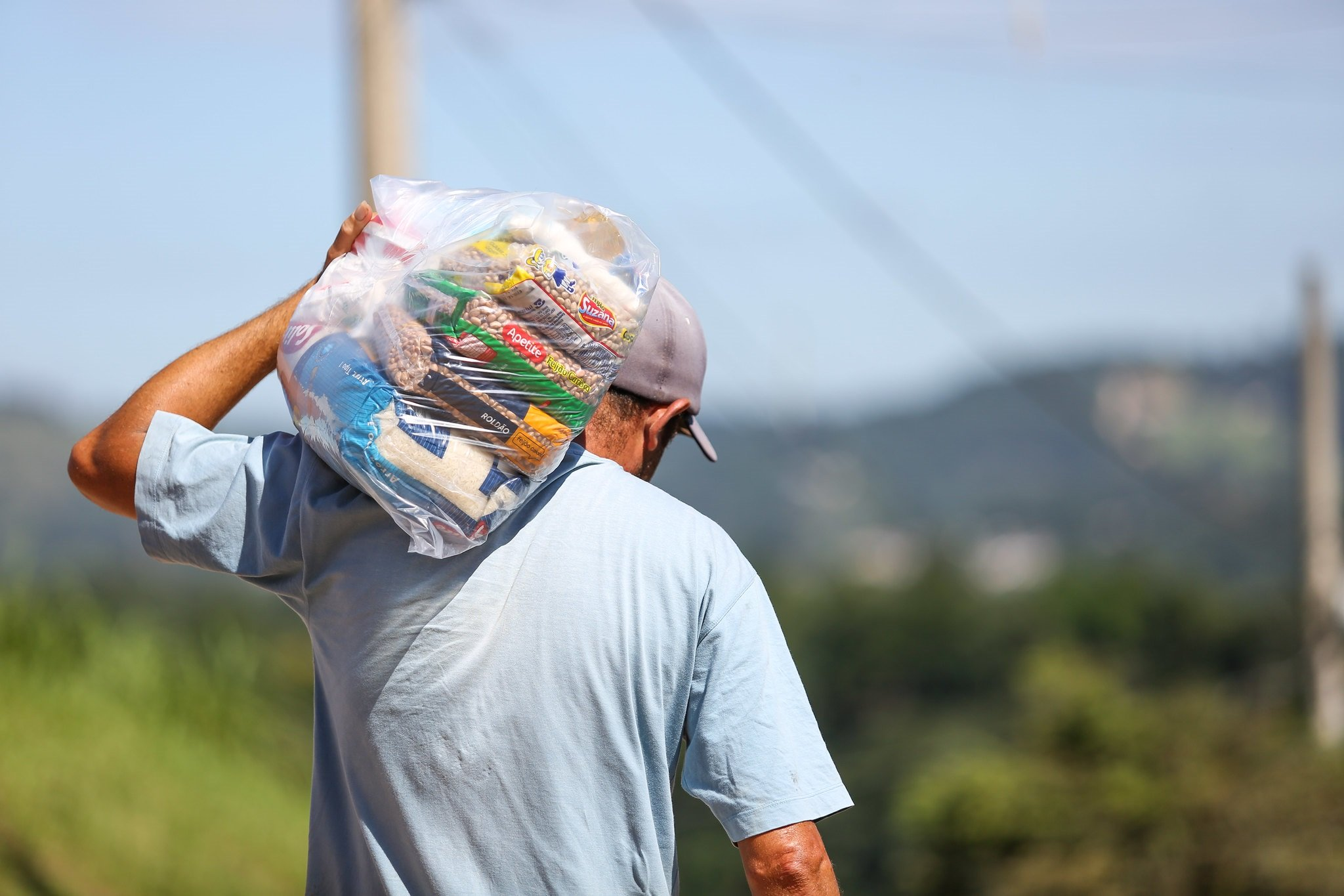 Famílias de Guaraí serão beneficiadas com verba extra de R$ 126 mil para alimentos EPI´s