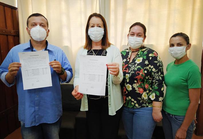 Empresa Engie Brasil doa insumos direcionados para o enfrentamento da Covid-19 em Guaraí