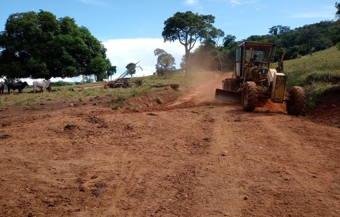 Divulgado cronograma de junho para manutenção de estradas da zona rural de Guaraí