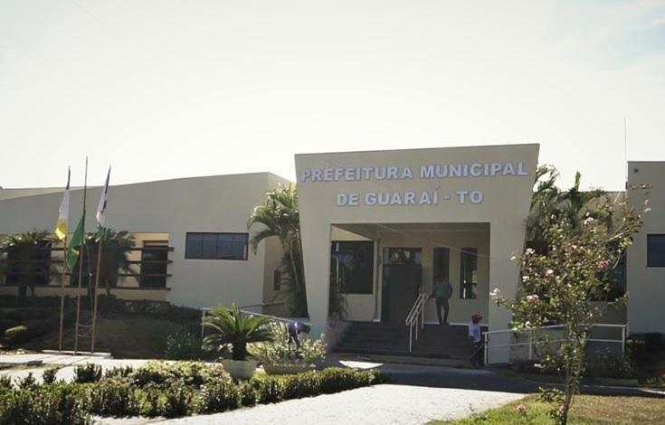 Pioneiro Pacífico Silva tem nome ignorado em novo letreiro do prédio da Prefeitura de Guaraí