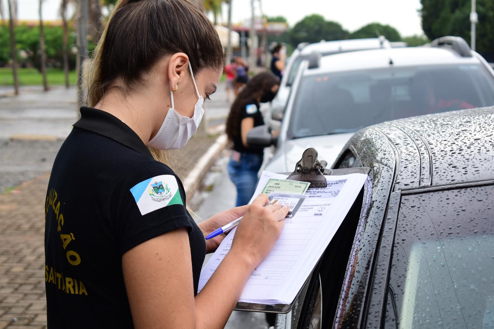 Guaraí soma 1.661 casos de Covid-19; incluindo 96% de recuperados, 43 ativos e 24 óbitos