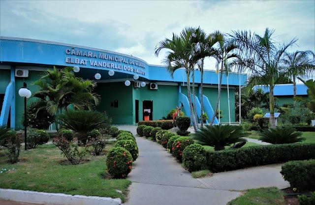 """Concurso da Câmara de Guaraí aguarda """"ok"""" do plenário; certame deve ofertar até 16 vagas"""