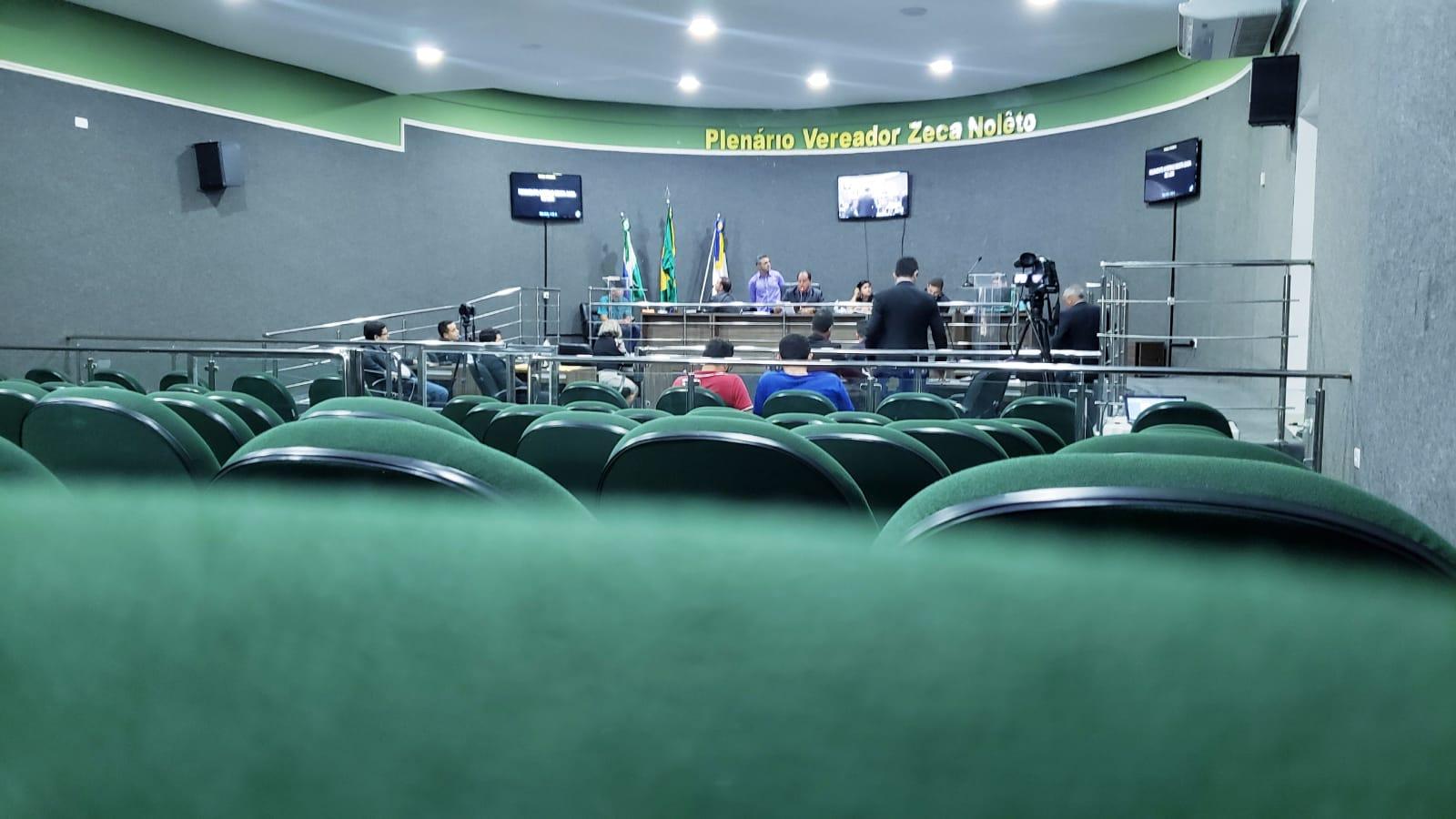Vereadores aprovam criação de diário para comunicações oficiais na Câmara de Guaraí