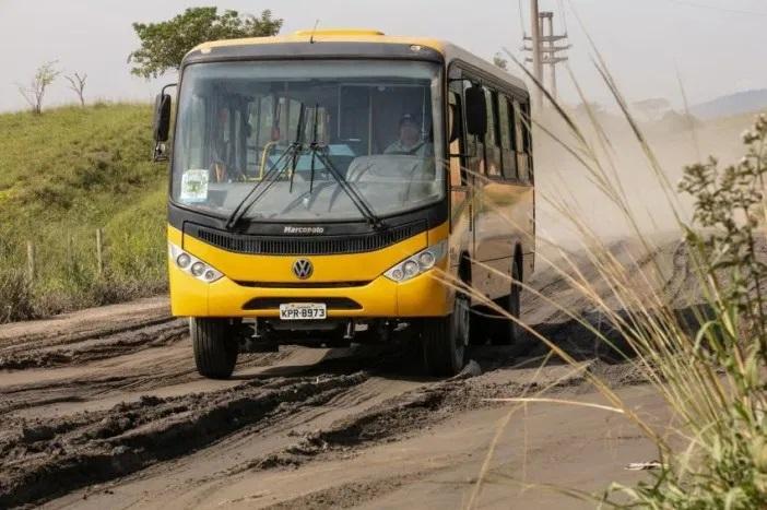 Guaraí deve receber novos ônibus para o transporte escolar; frota atual conta com 9 veículos