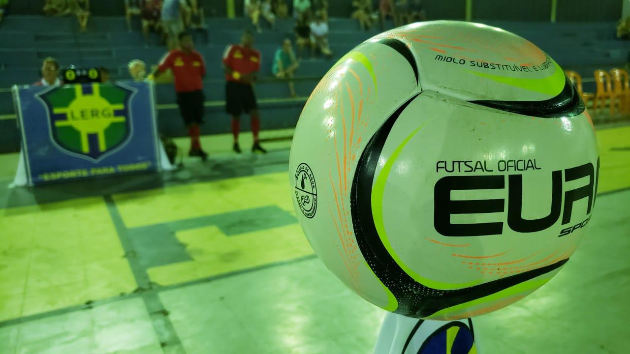 Sorteio define chaveamento do 12º Municipal de Futsal de Guaraí; torneio começa dia 14/03