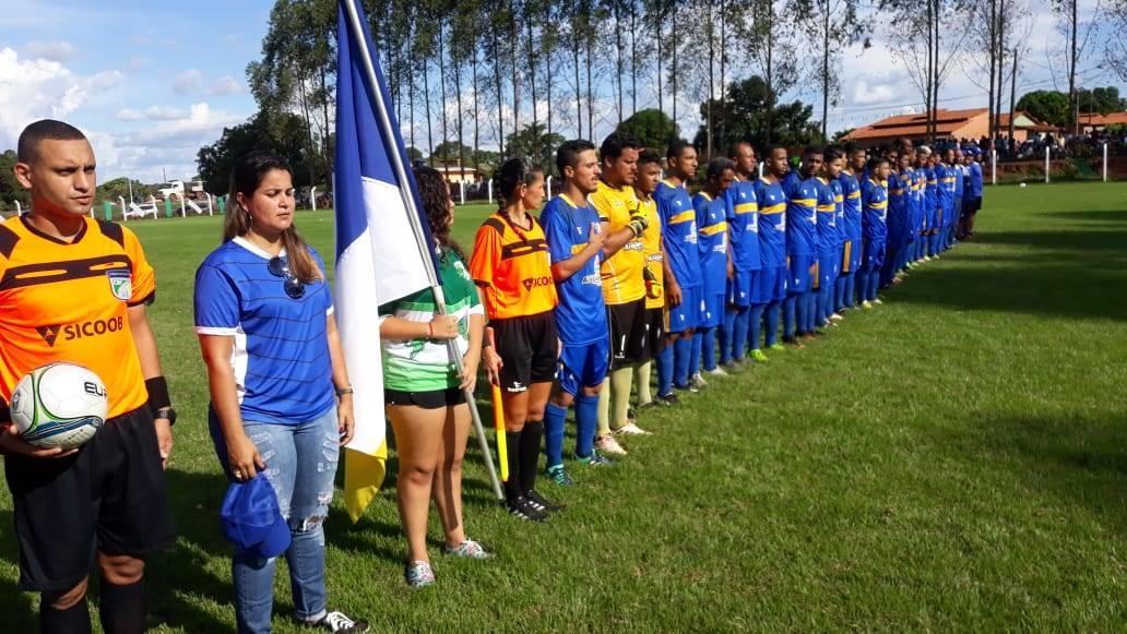 Equipes de Dois Irmãos e Colméia decidem regional de Guaraí em Rio dos Bois no dia 12/10