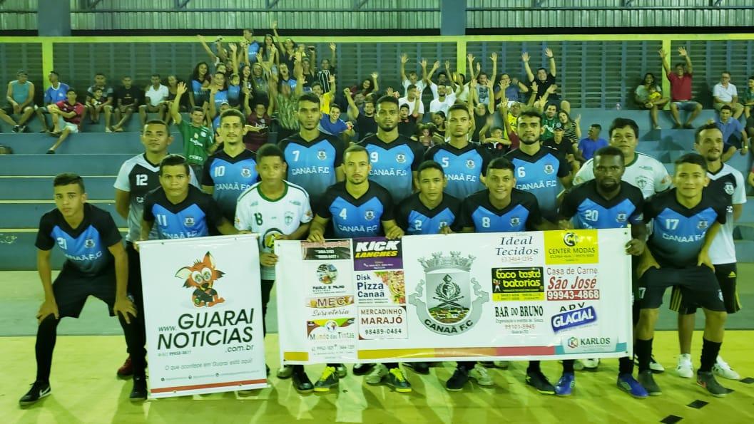 12ª edição do tradicional Campeonato Municipal de Futsal de Guaraí recebe inscrições até 02/03