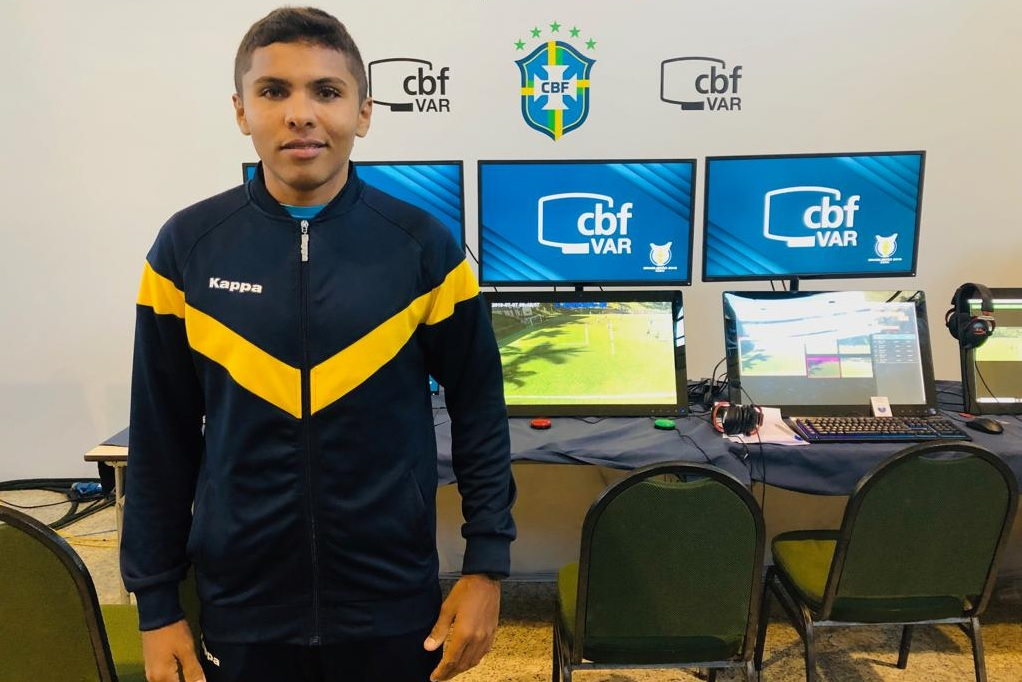 Arbitro assistente de Guaraí é escalado para jogo da última rodada do Brasileirão Série A