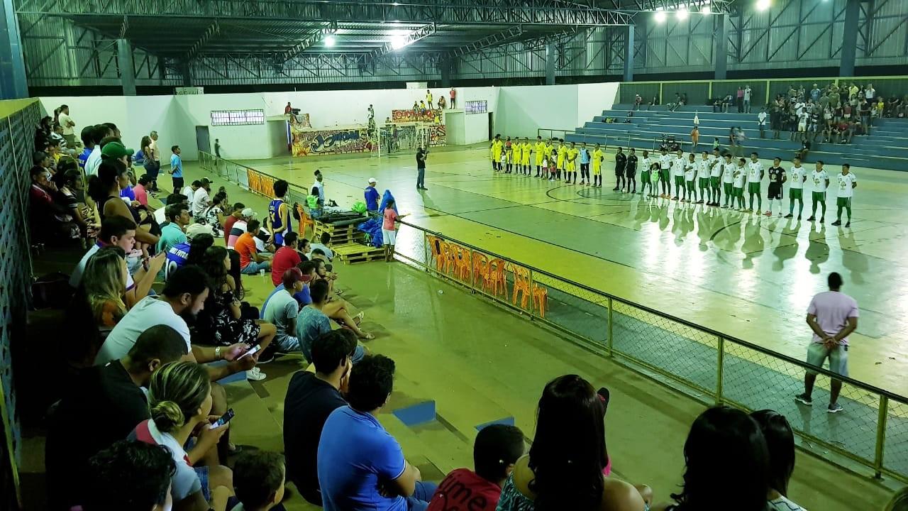LERG adia jogos do 12º Municipal de Futsal de Guaraí em função do novo coronavírus